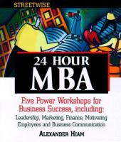 Streetwise 24 Hour MBA