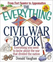 The Everthing Civil War Book