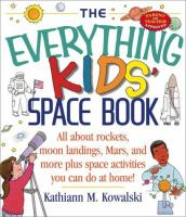 The Everything Kids' Space Book