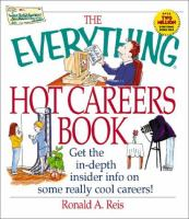 The Everything Hot Careers Book