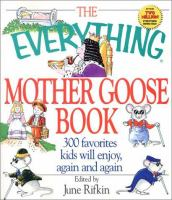 The Everything Mother Goose Book