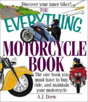 The Everything Motorcycle Book