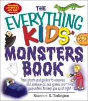 The Everything Kids' Monsters Book