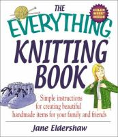 The Everything Knitting Book
