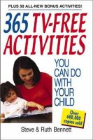 365 TV-free Activities You Can Do With your Child