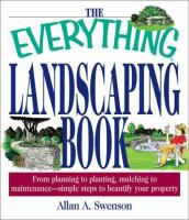 The Everything Landscaping Book