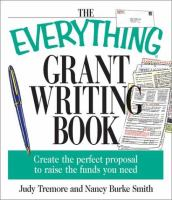 The Everything Grant Writing Book