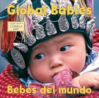 Cover of Bebes del mundo