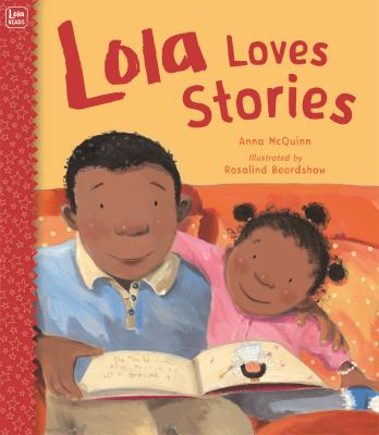 "Book Cover - Lola Loves Stories"" title=""View this item in the library catalogue"