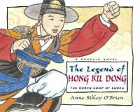 The Legend of Hong Kil Dong, the Robin Hood of Korea
