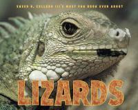 Sneed B. Collard III's Most Fun Book Ever About Lizards