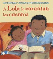 Cover of A Lola le encantan los cue