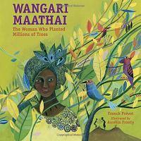 Cover of Wangari Maathai: the woman