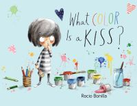 What Color Is A Kiss?
