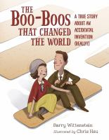 Cover of The Boo-Boos that Changed