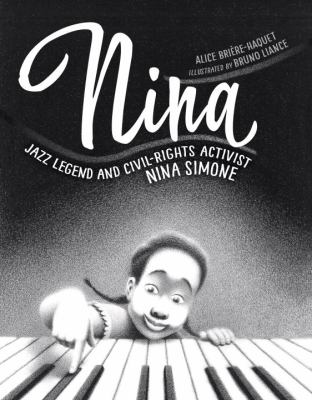 Nina: Jazz legend and Civil-Rights Activist Nina Simone book jacket