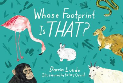 Whose Footprint is THAT?(book-cover)