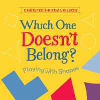 Cover of Which One Doesn't Belong