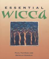 Essential Wicca