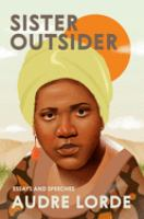 Cover of Sister Outsider
