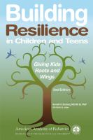 Building Resilence in Children and Teens