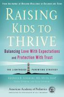 Raising Your Kids To Thrive