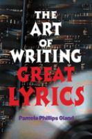 The Art of Writing Great Lyrics