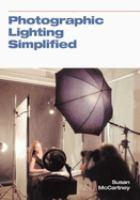 Photographic Lighting Simplified