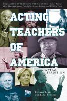Acting Teachers of America