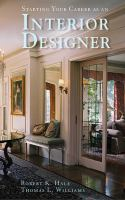 Starting your Career as An Interior Designer