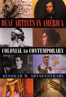 Deaf Artists in America