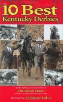 The 10 Best Kentucky Derbies