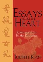 Essays From the Heart