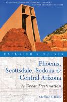 Phoenix, Scottsdale, Sedona and Central Arizona