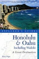 Honolulu & Oʻahu, Including Waikīkī