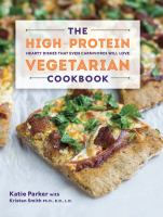 The High-protein Vegetarian Cookbook