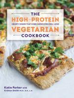 The High-protein Vegetarian Cookbook