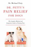Dr. Petty's Pain Relief for Dogs