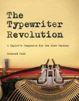 The Typewriter Revolution