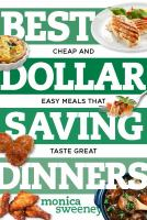 Best Dollar Saving Dinners