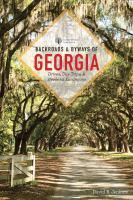 Backroads & Byways of Georgia