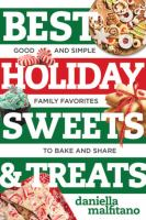 Best Holiday Sweets & Treats