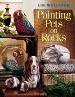 Painting Pets on Rocks