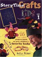 Storytime Crafts For Kids