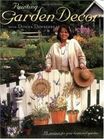 Painting Garden Decor With Donna Dewberry