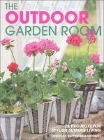 The Outdoor Garden Room