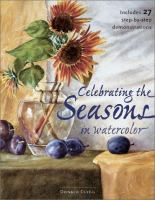 Celebrating the Seasons in Watercolor