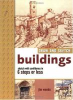Draw and Sketch Buildings
