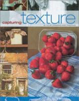 Capturing Texture in your Drawing and Painting