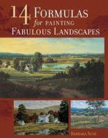 14 Formulas for Painting Fabulous Landscapes